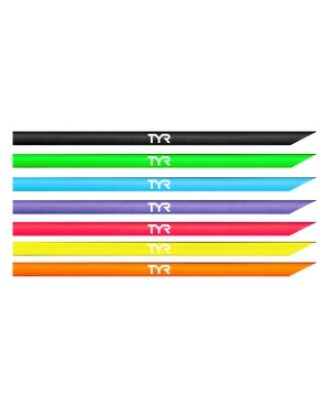 TYR Silicone Hand Paddle Replacement Straps