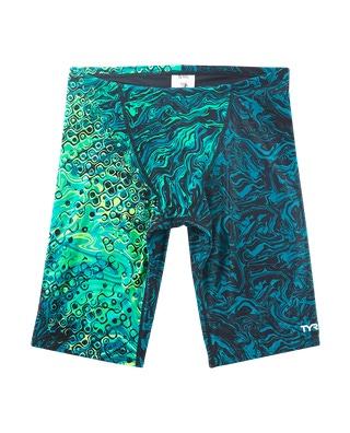 TYR Boys' Chroma Jammer Swimsuit