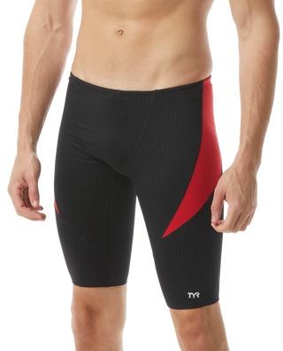 TYR Men's Hexa Curve Splice Jammer Swimsuit