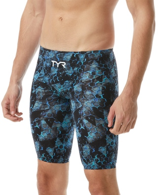 TYR Men's Avictor Supernova Jammer Swimsuit