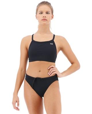 Women's Durafast One Solid Diamondfit Workout Bikini