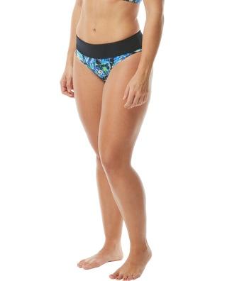TYR Women's Riva Classic Bikini Bottom - Delphinium