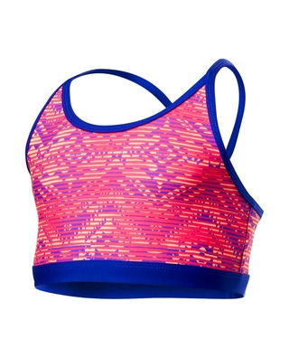 TYR Girls' Conquest Trinity Top