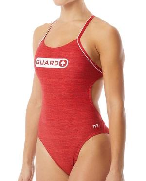 TYR Guard Women's Mantra Cutoutfit Swimsuit