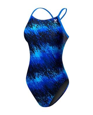TYR Girls' Perseus Cutoutfit Swimsuit
