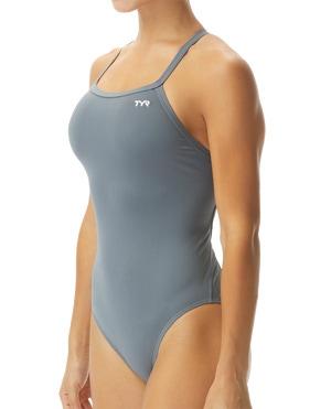 Women's Durafast One Solid Diamondfit Swimsuit