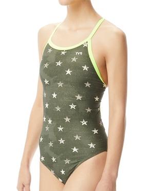 TYR Women's Stargazed Diamondfit Swimsuit