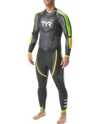 TYR Men's Hurricane Wetsuit Cat 5