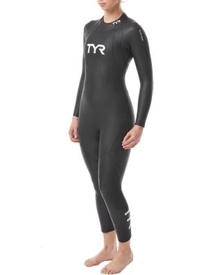 TYR Women's Hurricane Wetsuit Cat 1