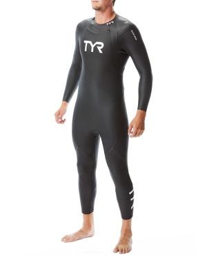 TYR Men's Hurricane Wetsuit Cat 1