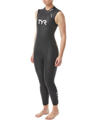 TYR Women's Hurricane Wetsuit Cat 1 Sleeveless