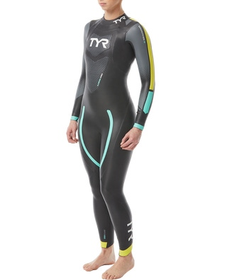 TYR Women's Hurricane Wetsuit Cat 2