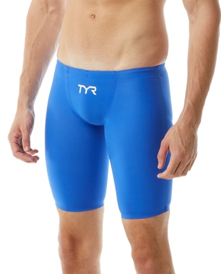 Tyr Men's Invictus Solid Jammer Swimsuit