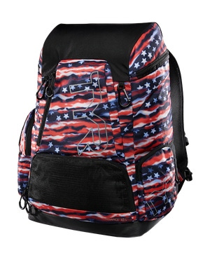TYR Alliance 45L Backpack - All American Print