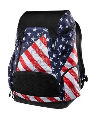 TYR Alliance 45L Backpack - Star Spangled Print
