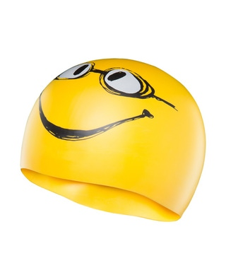 TYR Have A Nice Day Silicone Adult Swim Cap