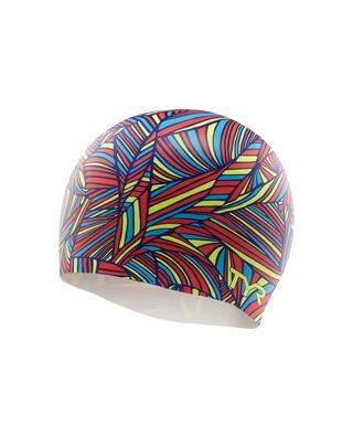 TYR Prism Silicone Adult Swim Cap