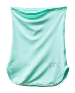 TYR Unisex SunDefense Super Soft Neck Gaiter - Solid