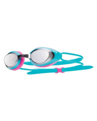 TYR Blackhawk Racing Mirrored Women's Goggles