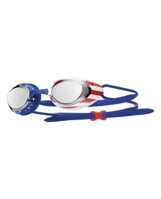 TYR Blackhawk Racing Mirrored USA Adult Goggles