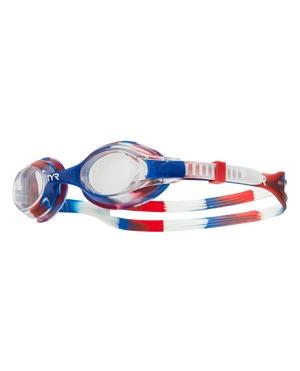 TYR Swimple Tie Dye Kids' Goggles