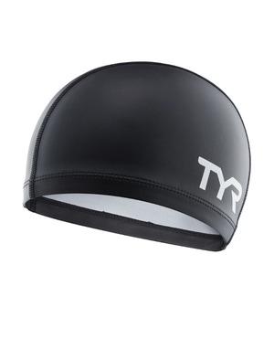 TYR Silicone Comfort Adult Swim Cap