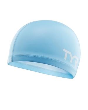 TYR Silicone Comfort Youth Swim Cap