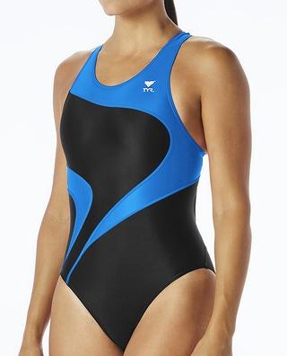 TYR Women's Alliance T-Splice Maxfit Swimsuit