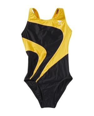 Girls' Alliance T-Splice Maxfit Swimsuit