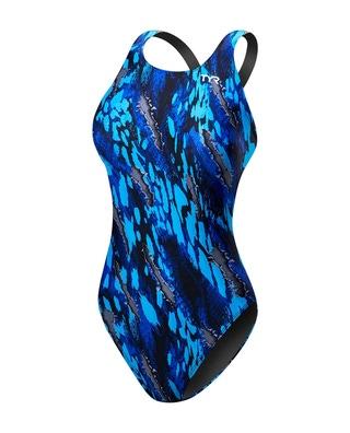 TYR Girls' Brandello Maxfit Swimsuit