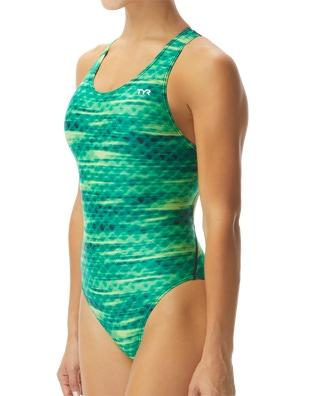 TYR Women's Castaway Maxfit Swimsuit
