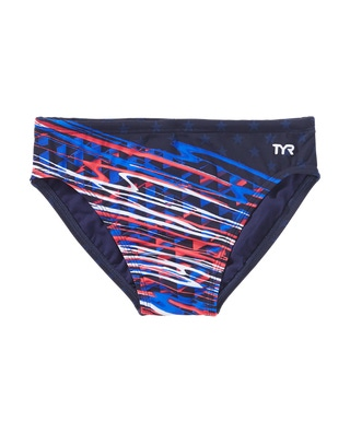 TYR Boys' Victorious Racer Swimsuit
