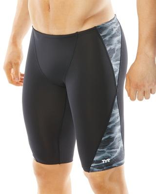 TYR Men's Lambent Blade Jammer Swimsuit