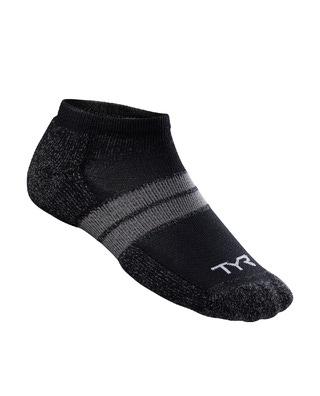 TYR Low Cut Thick Training Socks