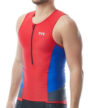 TYR Men's Competitor Singlet