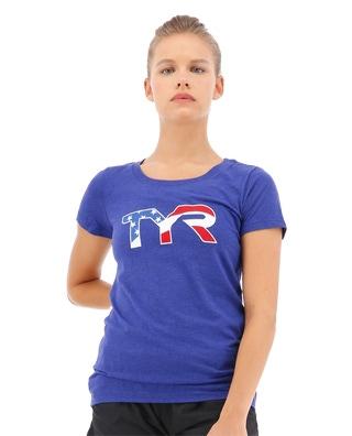 "TYR Women's ""Ledecky"" Graphic Tee"