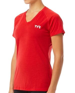 TYR Women's Alliance Tech Tee