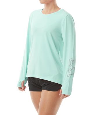 TYR Women's SunDefense Long Sleeve Shirt