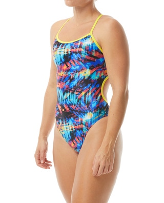 TYR Women's Madagascar Trinityfit Swimsuit