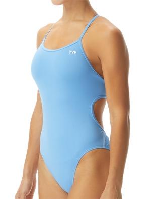 TYR Women's Solid Trinityfit Swimsuit