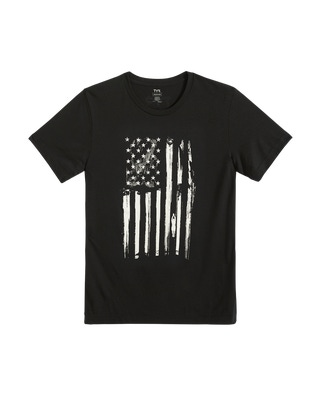 """TYR Unisex """"USA In Front"""" Graphic Tee"""