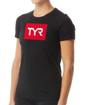 TYR Women's Block Graphic Tee