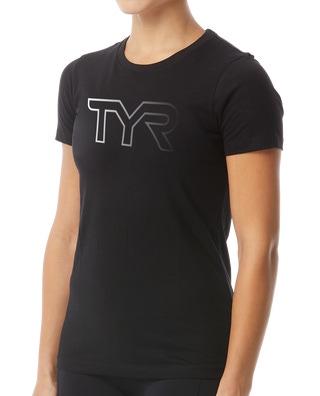 TYR Women's Reflective Graphic Tee