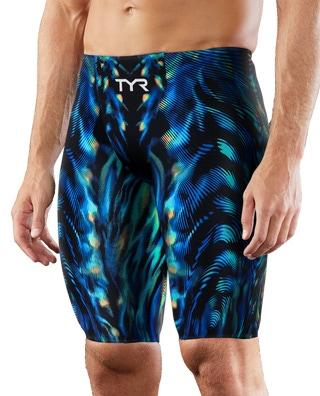 TYR Men's Venzo™ Genesis High Waist Jammer Swimsuit