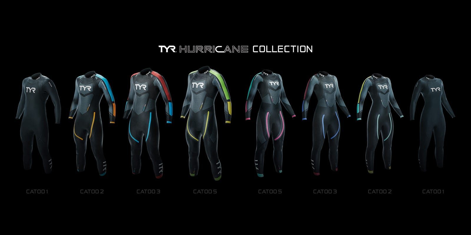 TYR Hurricane Collection