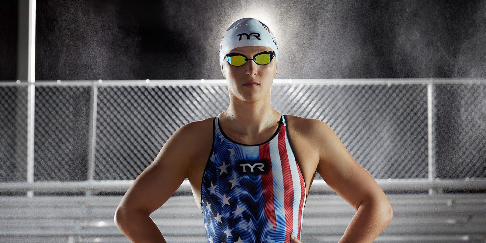 Team TYR - Katie Ledecky