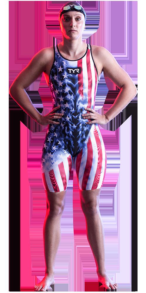 Katie Ledecky - TYR Venzo USA
