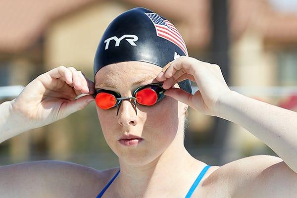 TYR Racing Goggles
