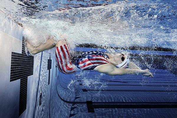 Women's Technical Swimsuits